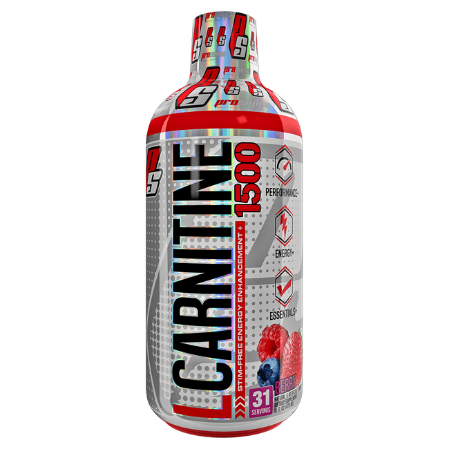 Berry L Carnitine 1500 by ProSupps Weight Loss Support at Supplement Superstore Canada