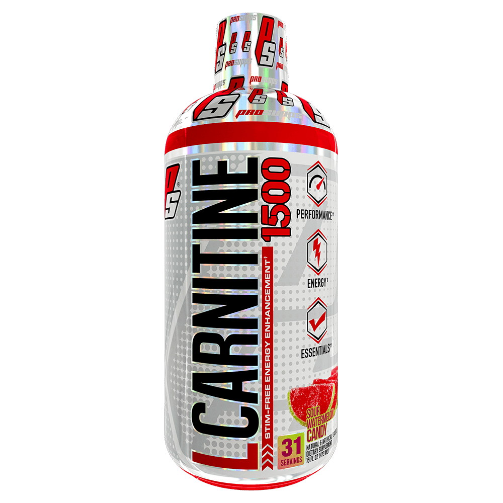 ProSupps L-Carnitine 1500 Carnitine 16oz / Sour Watermelon Candy at Supplement Superstore Canada
