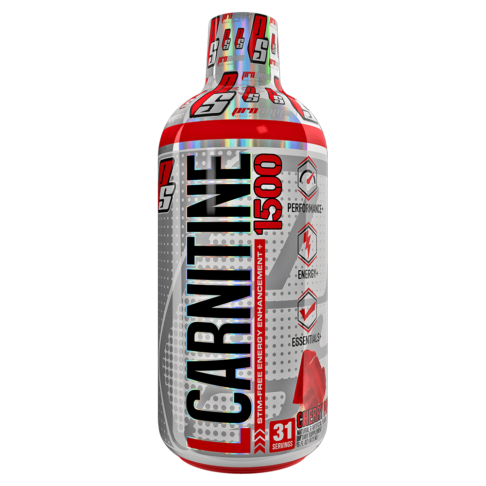 ProSupps L-Carnitine 1500 Carnitine 16oz / Cherry Popsicle at Supplement Superstore Canada