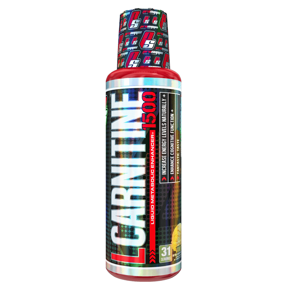 ProSupps L-Carnitine 1500 Carnitine 16oz / Vanilla at Supplement Superstore Canada