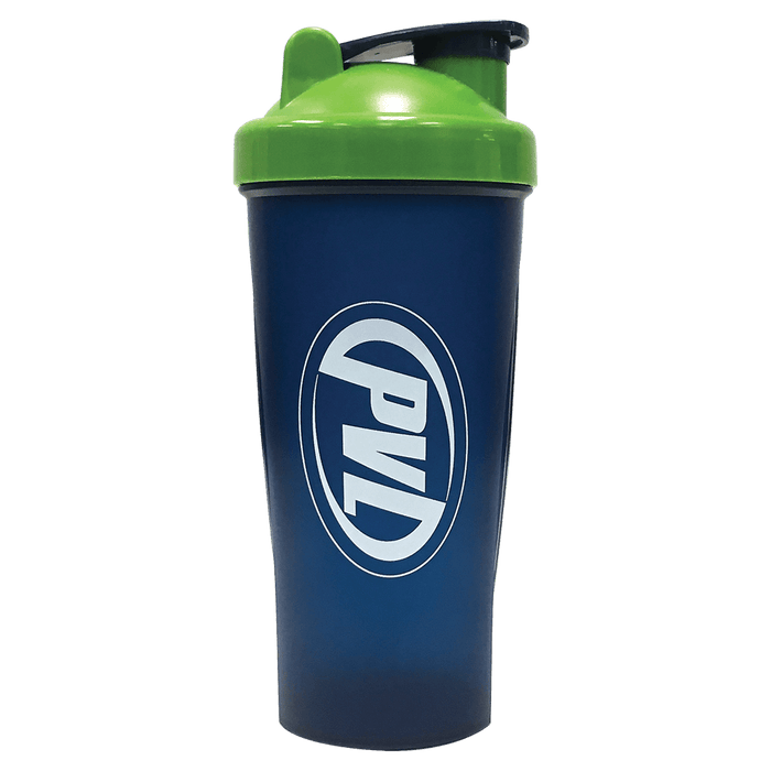 PVL Shaker Cup Gym Accessories 700ml / Blue/Green at Supplement Superstore Canada