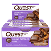 Quest Protein Bar Protein Bar Box of 12 / Caramel Chocolate Chunk at Supplement Superstore Canada