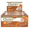 Quest Protein Bar Protein Bar Box of 12 / Pumpkin Pie at Supplement Superstore Canada