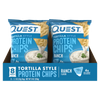 Quest Protein Chips Chips Box of 8 / Tortilla Style / Ranch at Supplement Superstore Canada