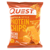Quest Protein Chips Chips Tortilla Style / 1 Bag / Nacho Cheese at Supplement Superstore Canada