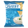 Quest Protein Chips Chips Tortilla Style / 1 Bag / Ranch at Supplement Superstore Canada