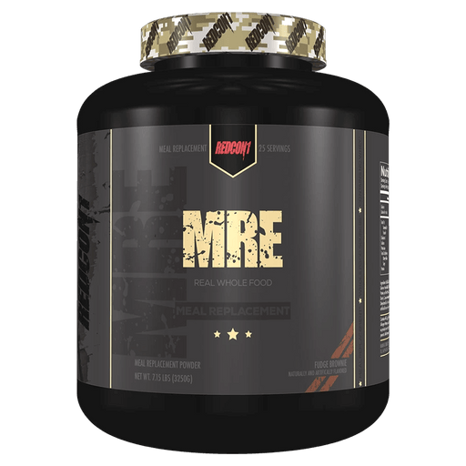 RedCon1 MRE Protein Powder 25 Servings / Fudge Brownie at Supplement Superstore Canada 078928266372