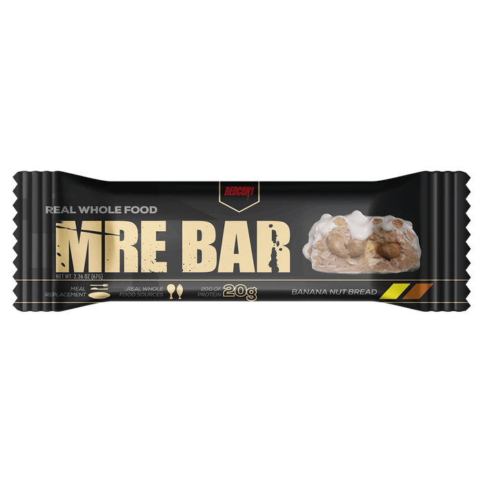 RedCon1 MRE Protein Bar Protein Bar at Supplement Superstore Canada