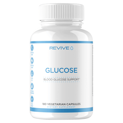 Revive MD Glucose Health Supplements 180 Capsules at Supplement Superstore Canada 728614776233