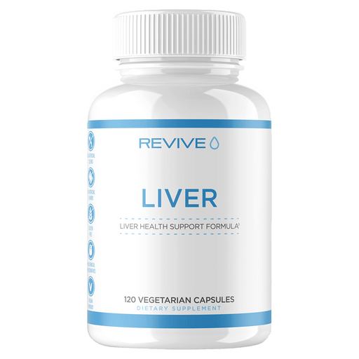Revive MD Liver Health Supplements 120 Capsules at Supplement Superstore Canada 728614776295