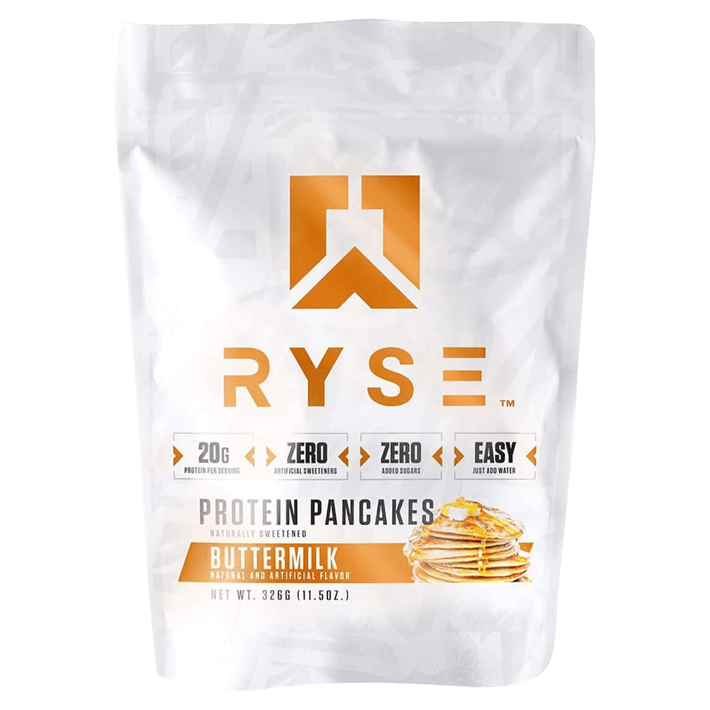 Ryse Protein Pancakes Functional Food 326g / Buttermilk at Supplement Superstore Canada