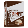 Sinister Labs Sin Fit Protein Bar Protein Bar Box of 12 / Cinnamon Crunch at Supplement Superstore Canada