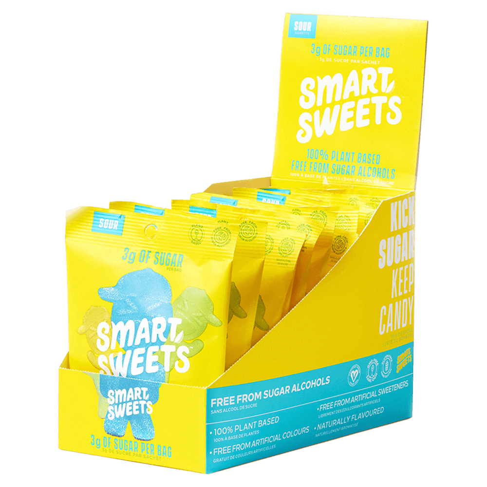 Sour Sour Blast Buddies Smart Sweets by Smart Sweets Functional Food Candy at Supplement Superstore Canada