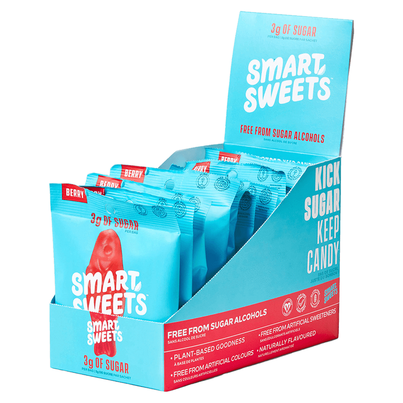 Smart Sweets Sweet Fish Candy Berry / 1 Packet at Supplement Superstore Canada