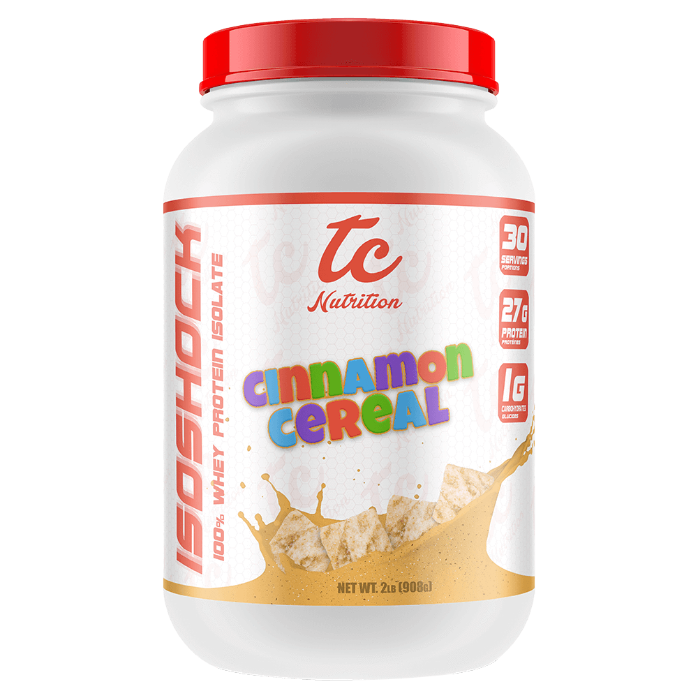 TC Nutrition IsoShock