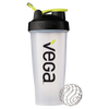 Vega Blender Bottle Shaker Black/Black / 700ml at Supplement Superstore Canada