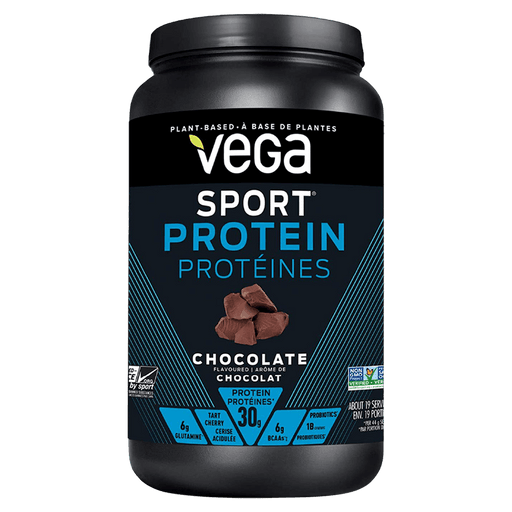 Vega Sport Protein Protein Powder 1.8lb / Chocolate at Supplement Superstore Canada 838766108568