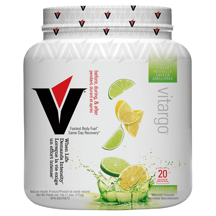 Vitargo Carbohydrate 20 Servings / Lemon Lime at Supplement Superstore Canada