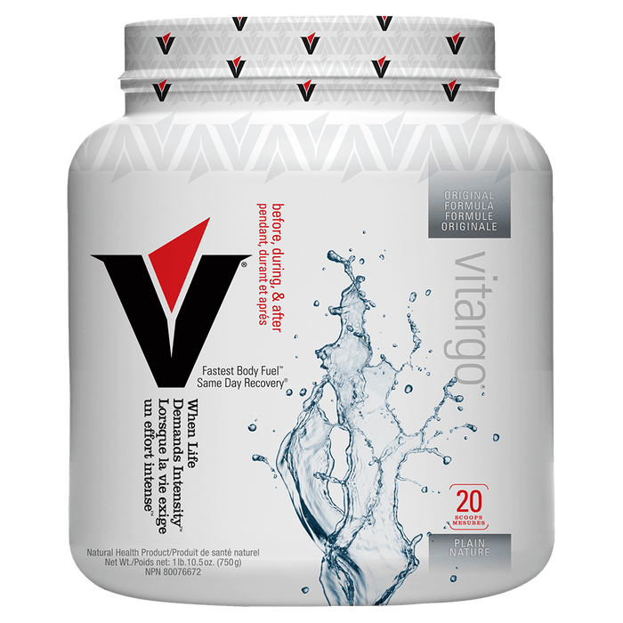 Vitargo Carbohydrate 20 Servings / Plain [Unflavoured] at Supplement Superstore Canada