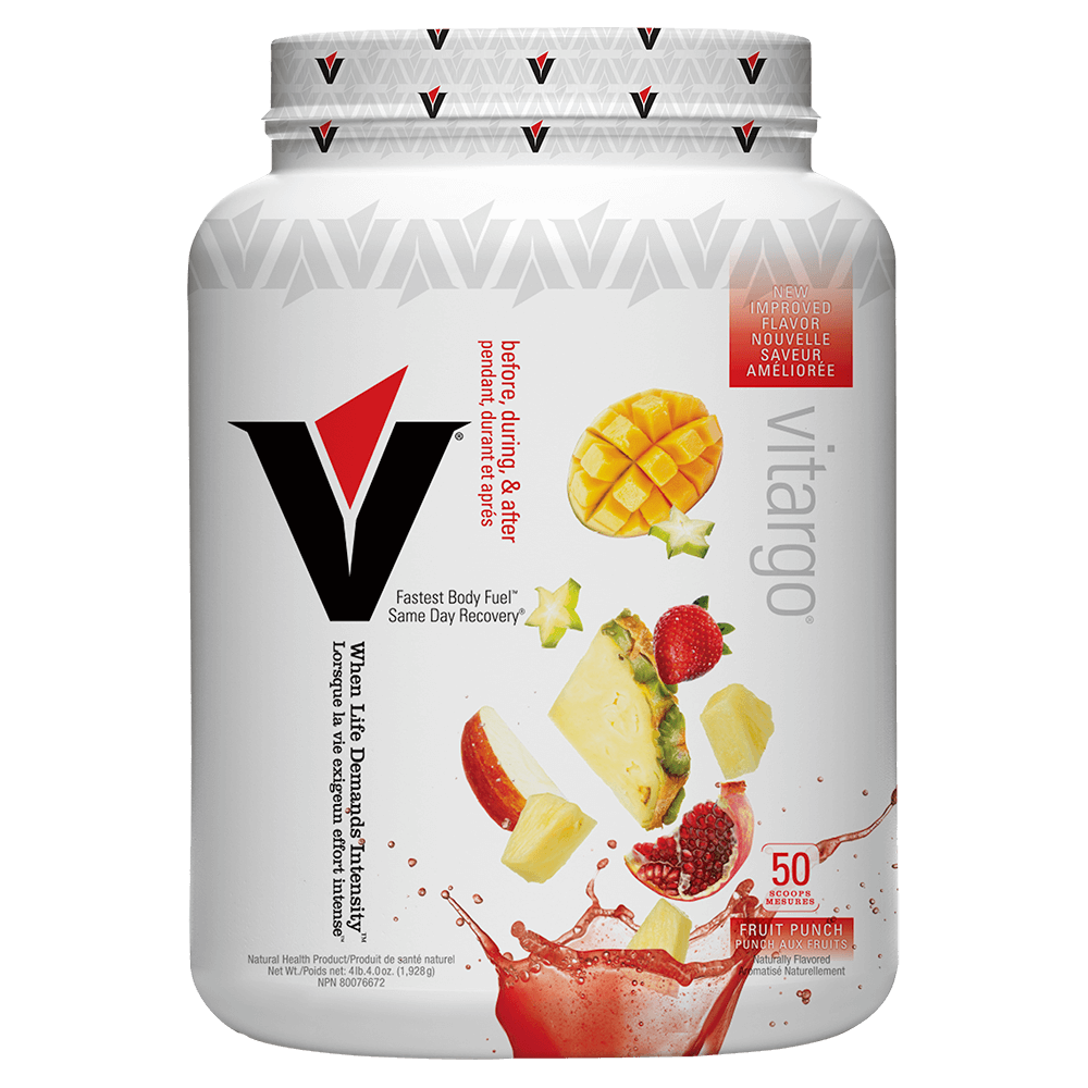 Vitargo Carbohydrate 50 Servings / Fruit Punch at Supplement Superstore Canada