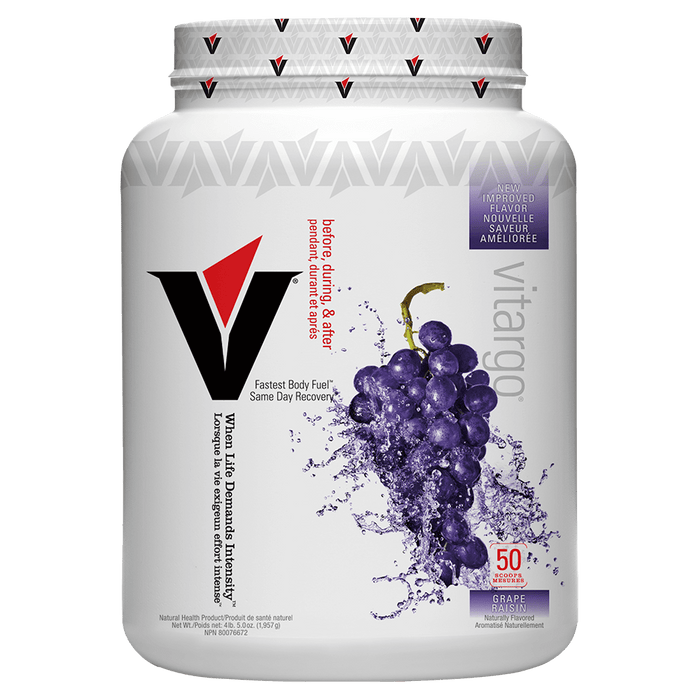 Vitargo Carbohydrate 50 Servings / Grape at Supplement Superstore Canada