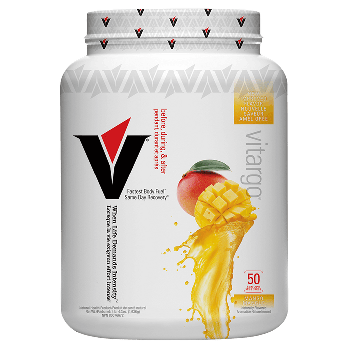 Vitargo Carbohydrate 50 Servings / Mango at Supplement Superstore Canada