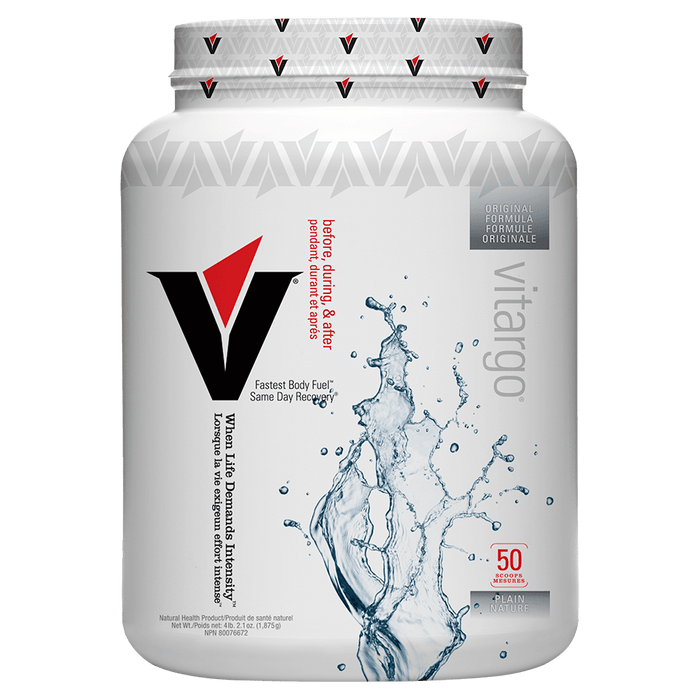 Vitargo Carbohydrate 50 Servings / Plain [Unflavoured] at Supplement Superstore Canada