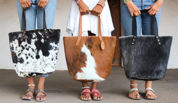 Styling Your Tsavo Tote or Crossbody
