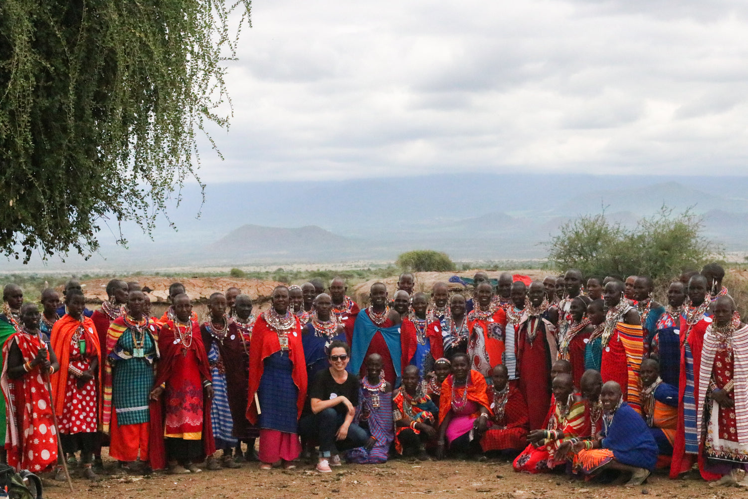Fair Trade Maasai Women's Cooperative