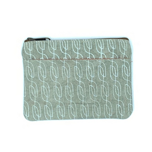 Amani Coin Purse Oatmeal - Love RoHo