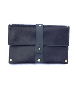 Tsavo Clutch Black