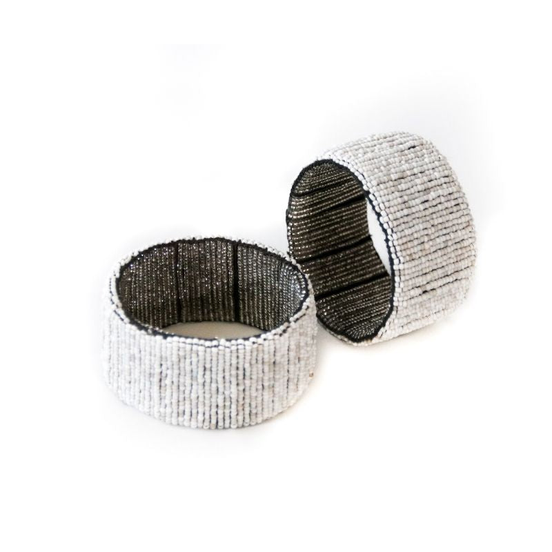Amboseli Peekaboo Wide Bangle - Love RoHo