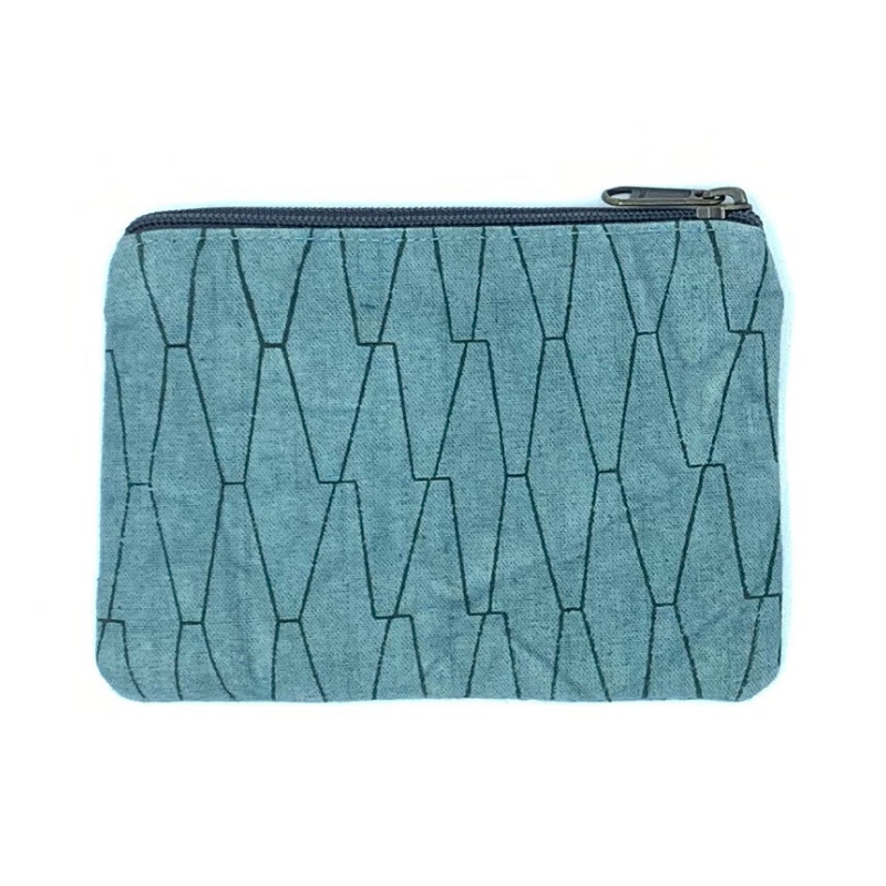 Amani Coin Purse Sea Blue
