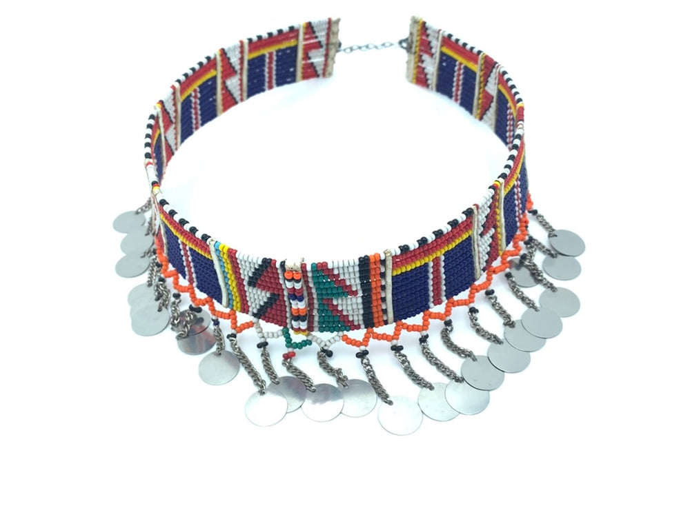 Esiteti Collar Necklace