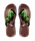 Majani Leaves Sandal - Love RoHo