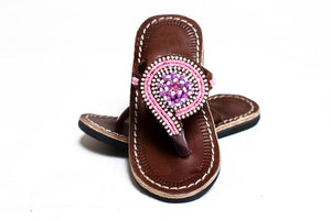 Kid's Kucheza Dancing Sandal - Love RoHo