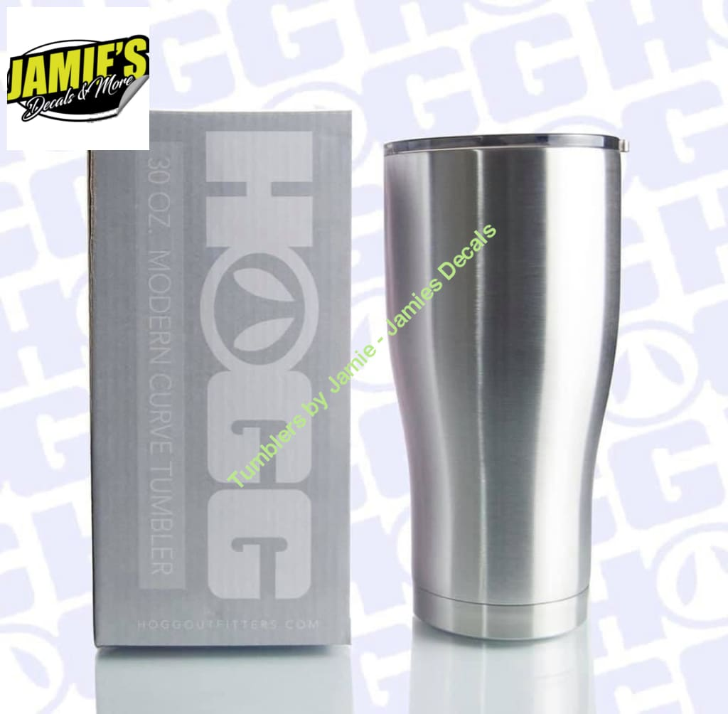 Custom 30 oz Tumbler -Made to Order - Personalized just for you - Jamies Decals