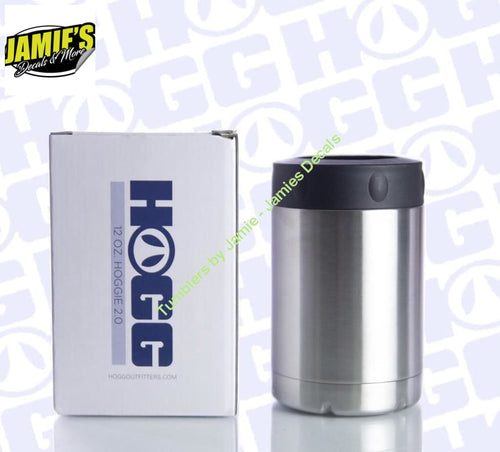 Custom Can Cooler -Made to Order - Personalized just for you - Jamies Decals