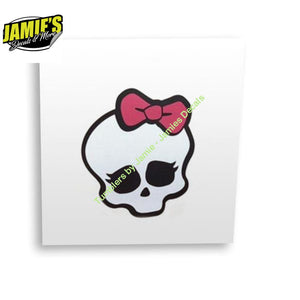 Monster High - Decal - Four Sizes - Jamies Decals