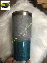 On Lake Time Tumbler- Glitter Options Tumbler - Bling Tumbler -Tumbler - Made to Order - Personalized Decal Tumbler - Jamies Decals