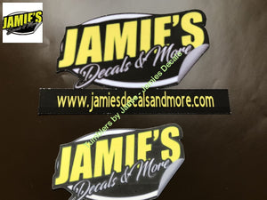 Personalized Magnet - Jamies Decals