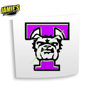 Truman State Decal - Decals- Four Sizes - Jamies Decals