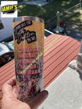 Yellowstone Dutton Farm inspired Tumbler - 20 Skinny - Full Design -Made to Order 20 skinny Tumblers