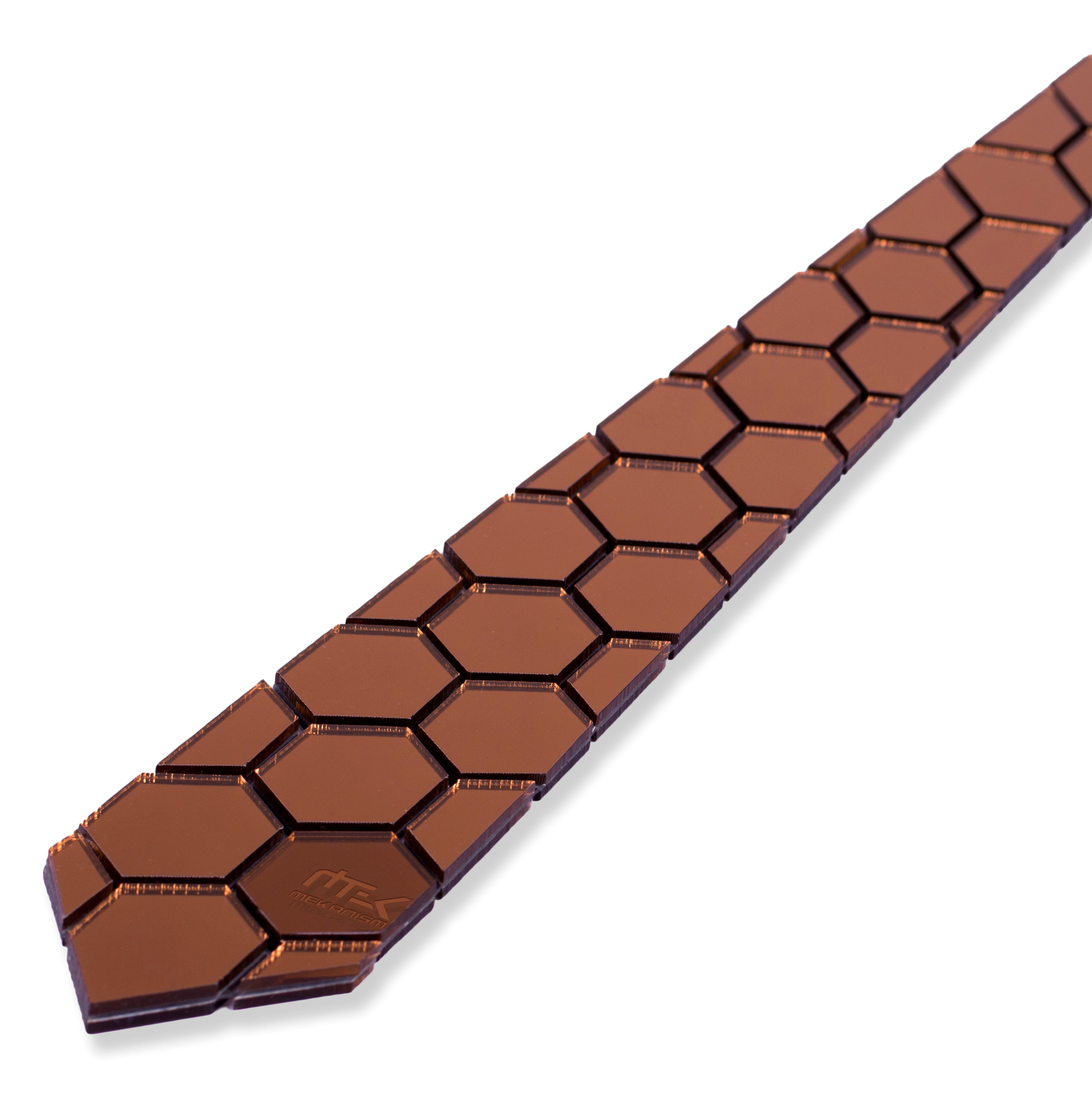 Bronze Honeycomb