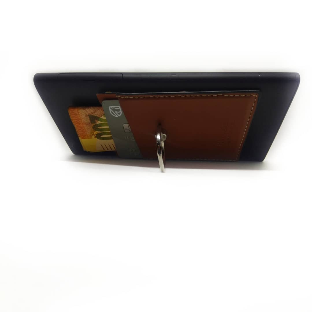 Mobile Phone Card and Cash Wallet
