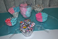 Candy Buffett Containers - Plastic