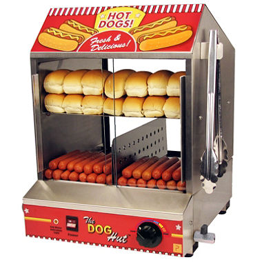 Hot Dog Steamer Lakewood Ranch Party Rentals Bradenton Florida
