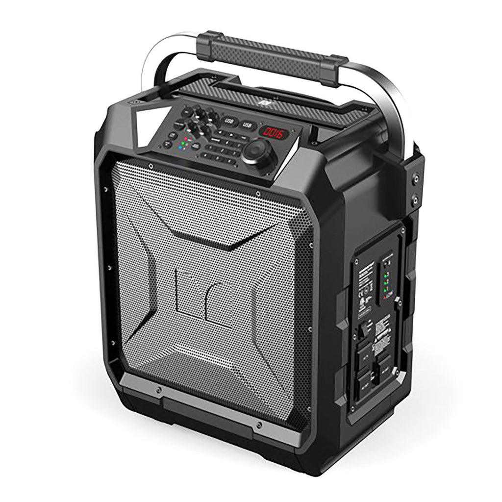portable speaker with microphone lakewood ranch party rentals. Black Bedroom Furniture Sets. Home Design Ideas