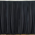 10x10FT Photography Backdrop with Stand - Black