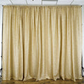 10x10FT Photography Backdrop with Stand - Gold
